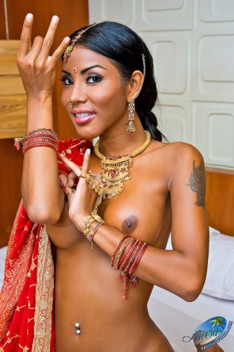 indian shemale dancer Areeya